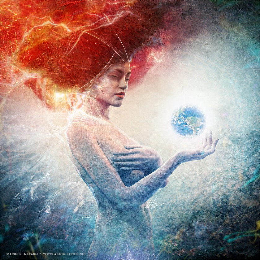Roundup: 25 Digital Artwork Inspiration