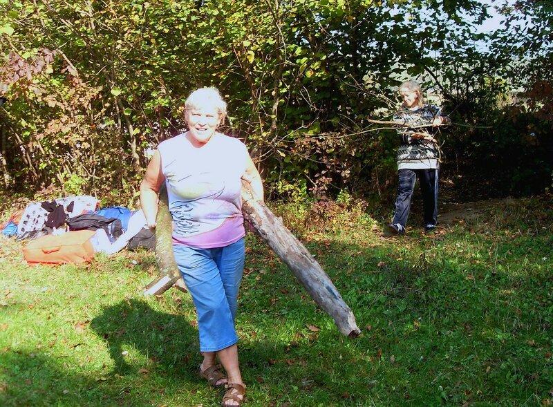 Нина Левада, октябрь 2009, Горячий Ключ и его окрестности, поездка на КСП (15).JPG