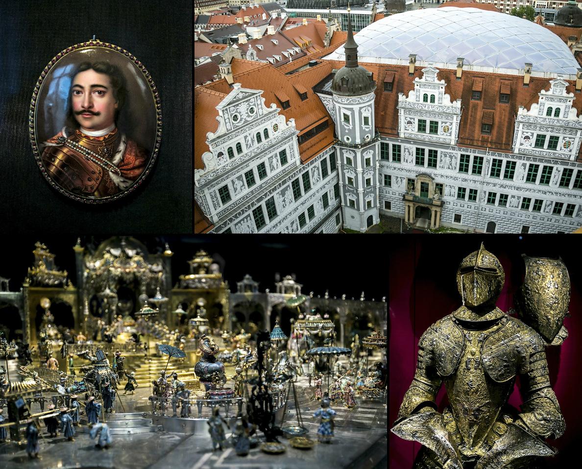 Сокровища Дрездена