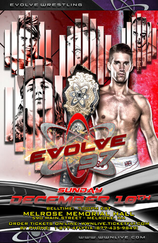 Post image of EVOLVE 97
