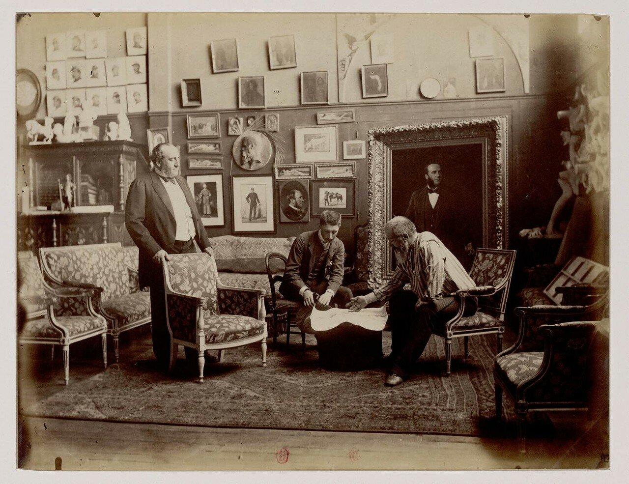 Адольф Ивон (1817-1893) — французский художник баталист