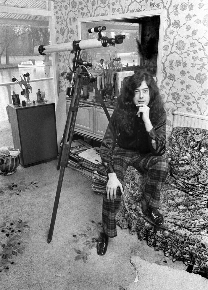 1970. Джимми Пейдж