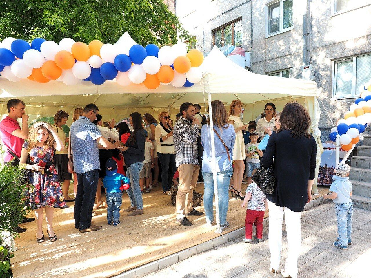 8 Открытие нового офиса Pegas Touristik 14.06.2017