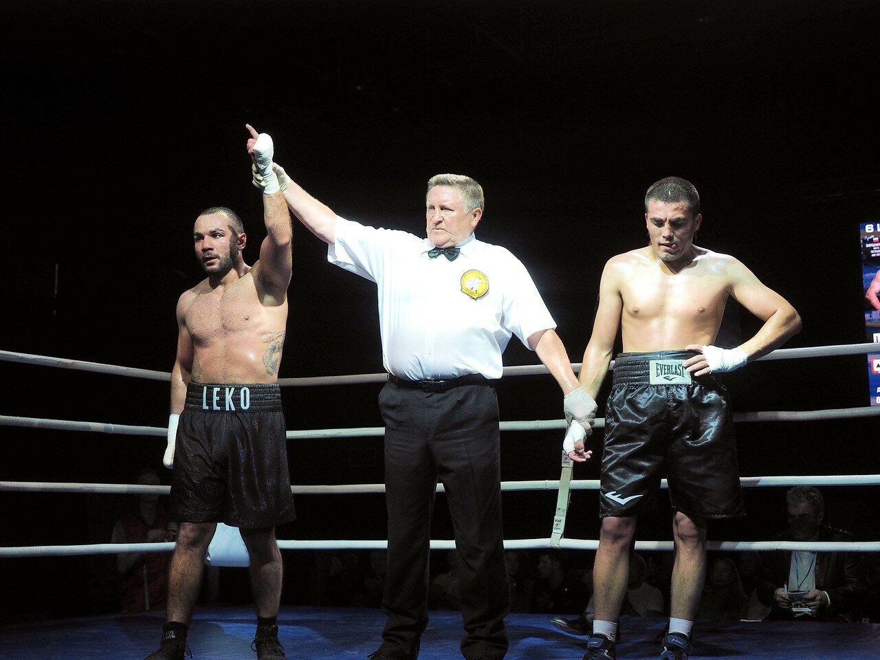46 Вечер профессионального бокса в Магнитогорске 06.07.2017