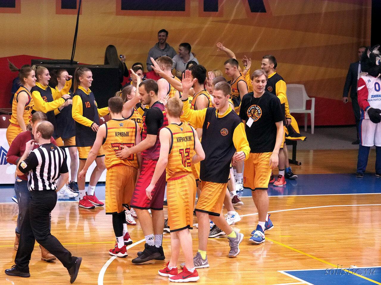 145 Матч звезд АСБ 2018 (ассоциации студенческого баскетбола)