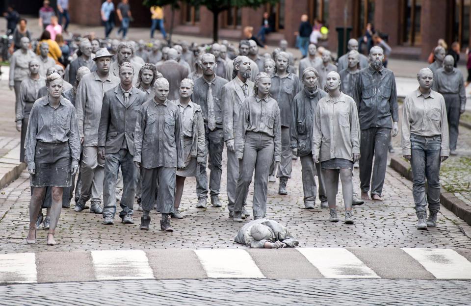 Зомби против саммита G20