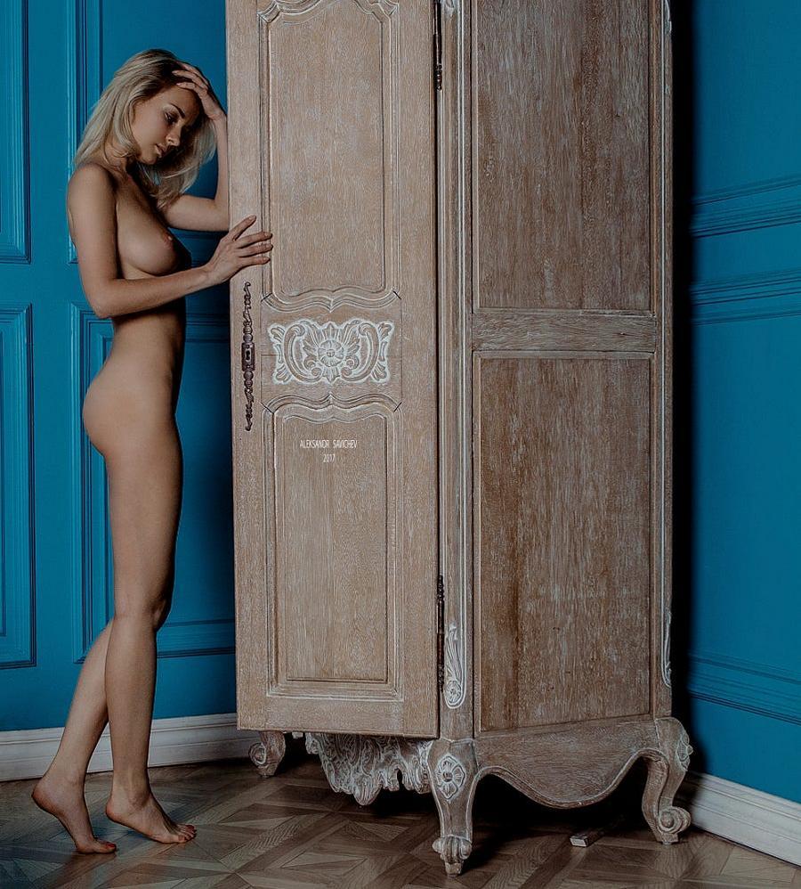 Красивое «Ню» Александра Савичева