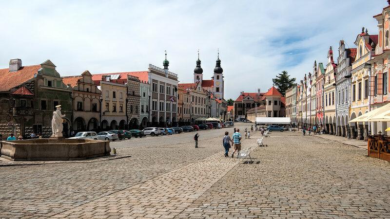 Площадь Захария из Градца