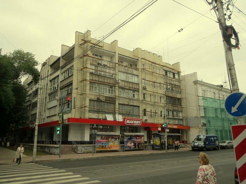 Ремонт молодогвардейской и снос ДС 173.JPG