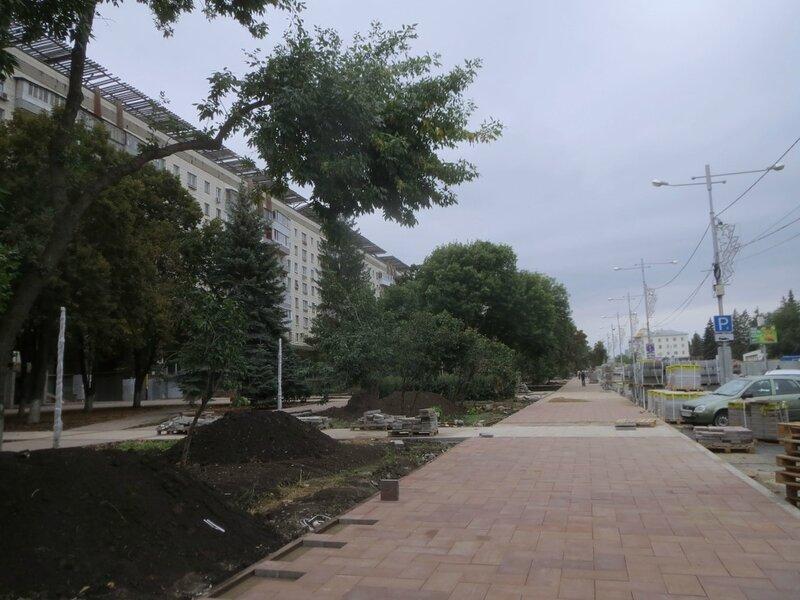 Ремонт молодогвардейской и снос ДС 065.JPG