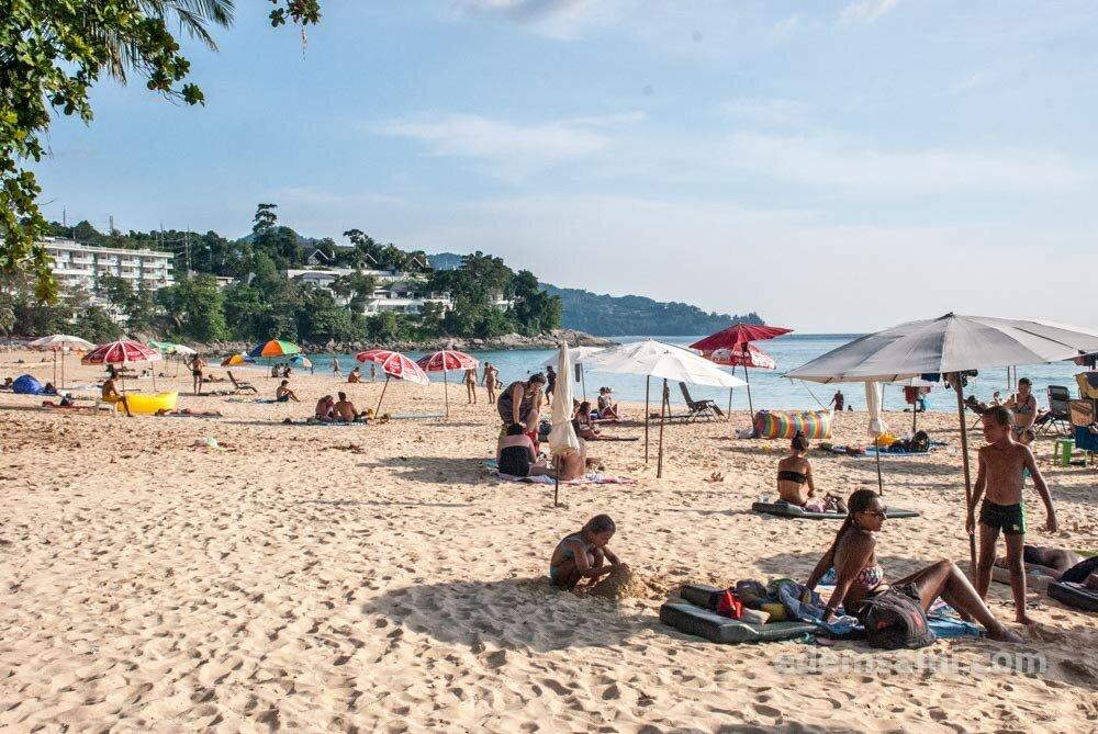 Пляжи Пхукета Сурин