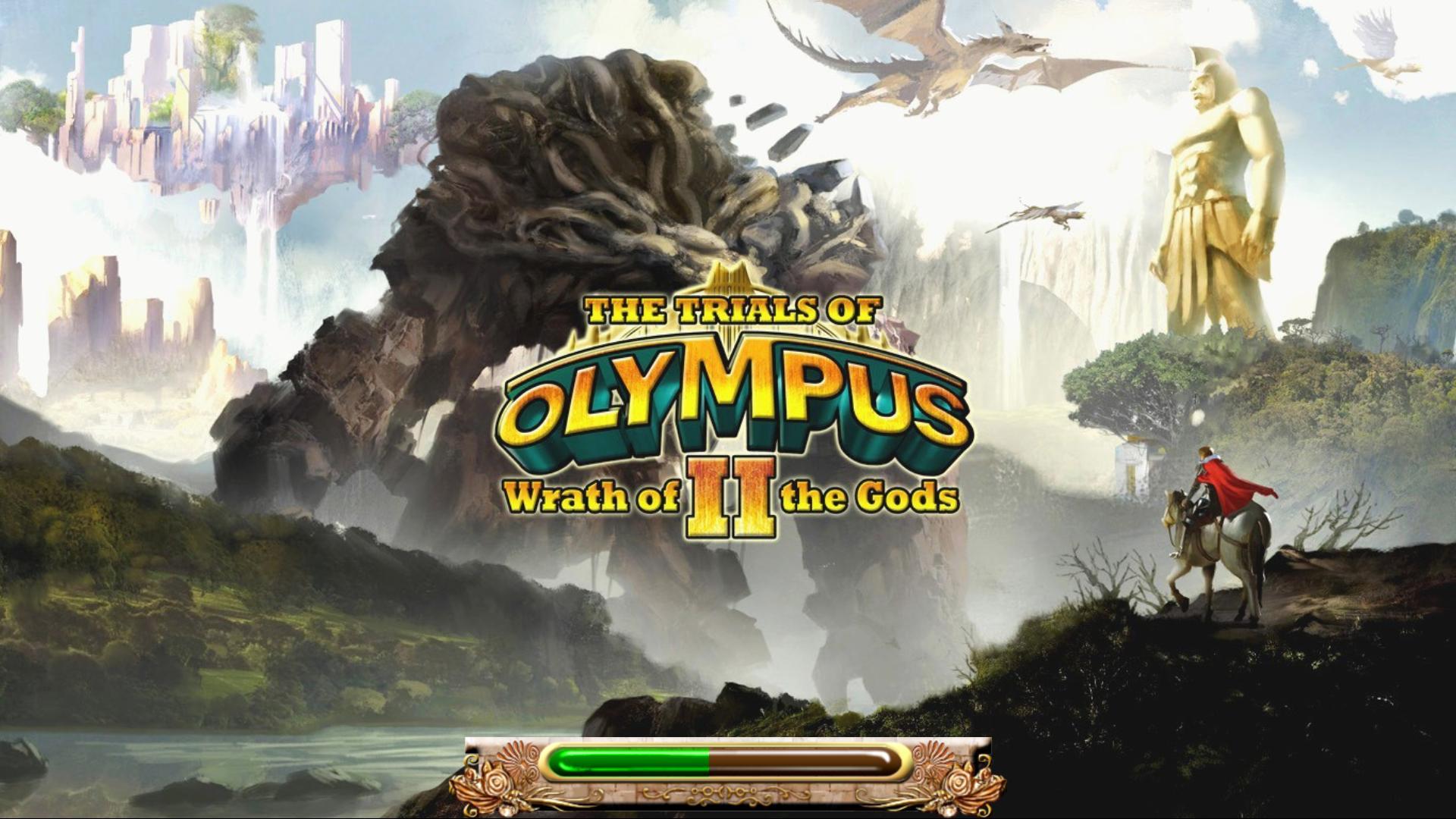 Испытания Олимпа 2: Гнев Богов   The Trials of Olympus II: Wrath of the Gods (En)