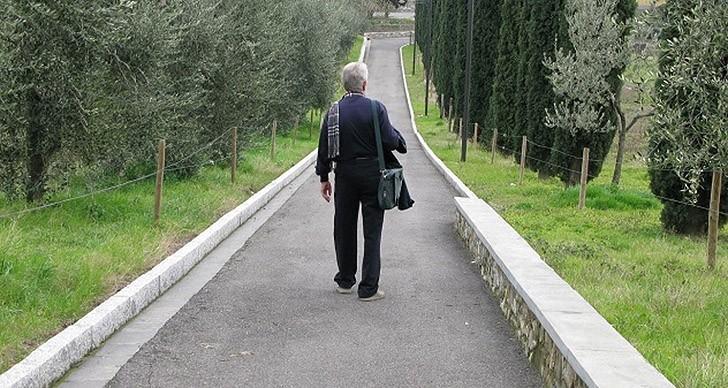 4. Лео Видикер Даже при том, что ему было 86 лет, Лео Видикер все еще вел очень активный образ жизни