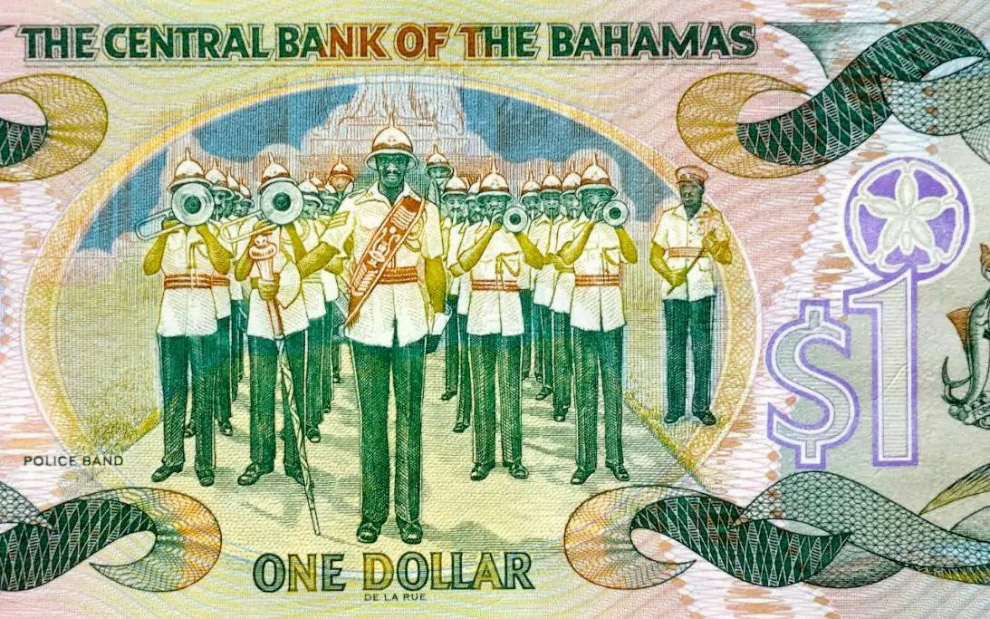 25. Банкнота из Гондураса.