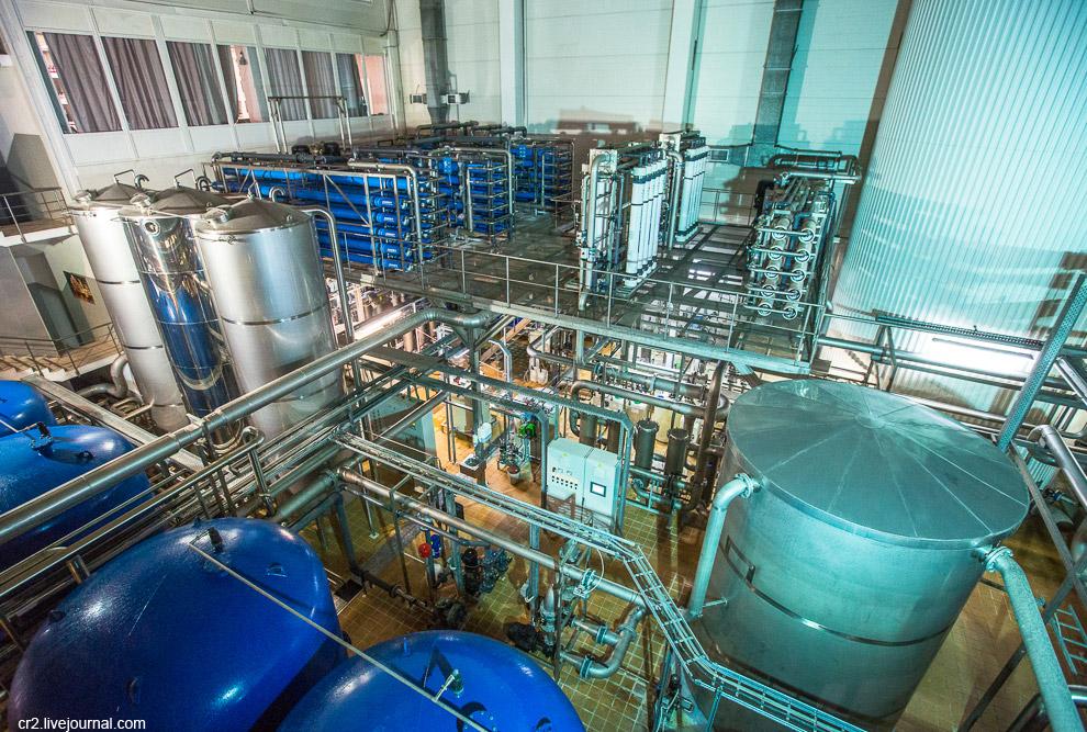 12. Например, для приготовления светлого пива воду надо дополнительно смягчить. Чтобы сварить тёмное