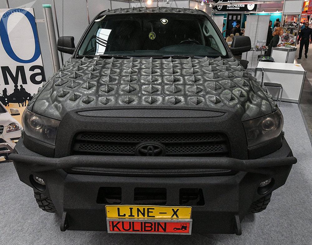 «Monster Trucks» на Московской выставке внедорожных шоу