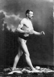 Портрет участника чемпионата Борзова