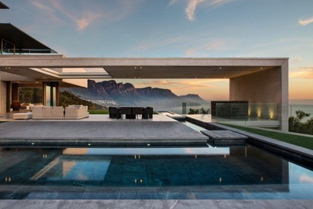 Take A Tour of The Stunning Cape Town Villa by SAOTA Studio (11 pics)