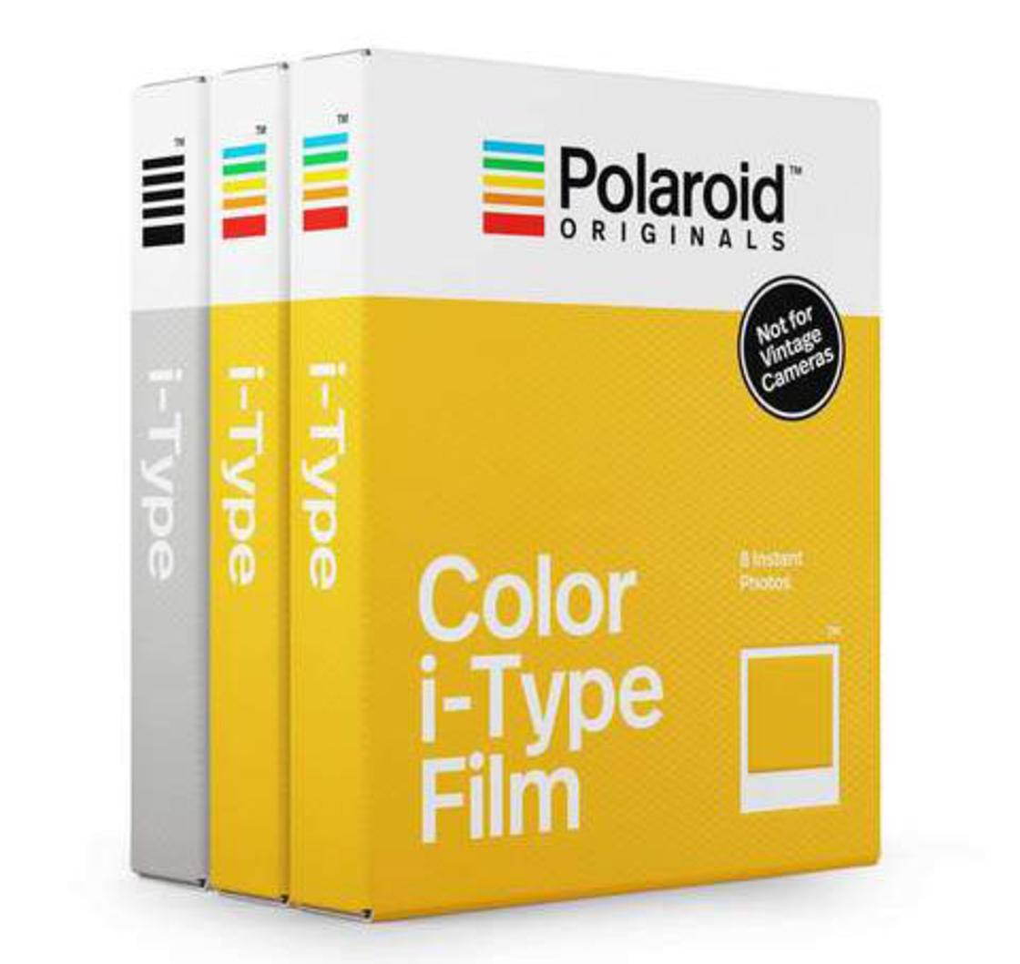 Polaroid Originals – The Polaroid brand is officially back!
