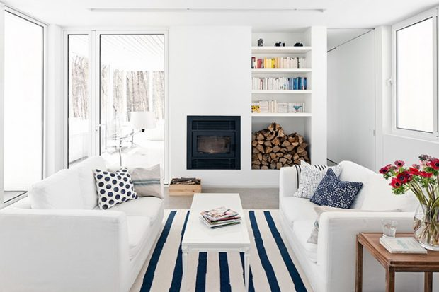Getting Your Home Ready For The Winter: How To Design A Cozy Living Room (3 pics)