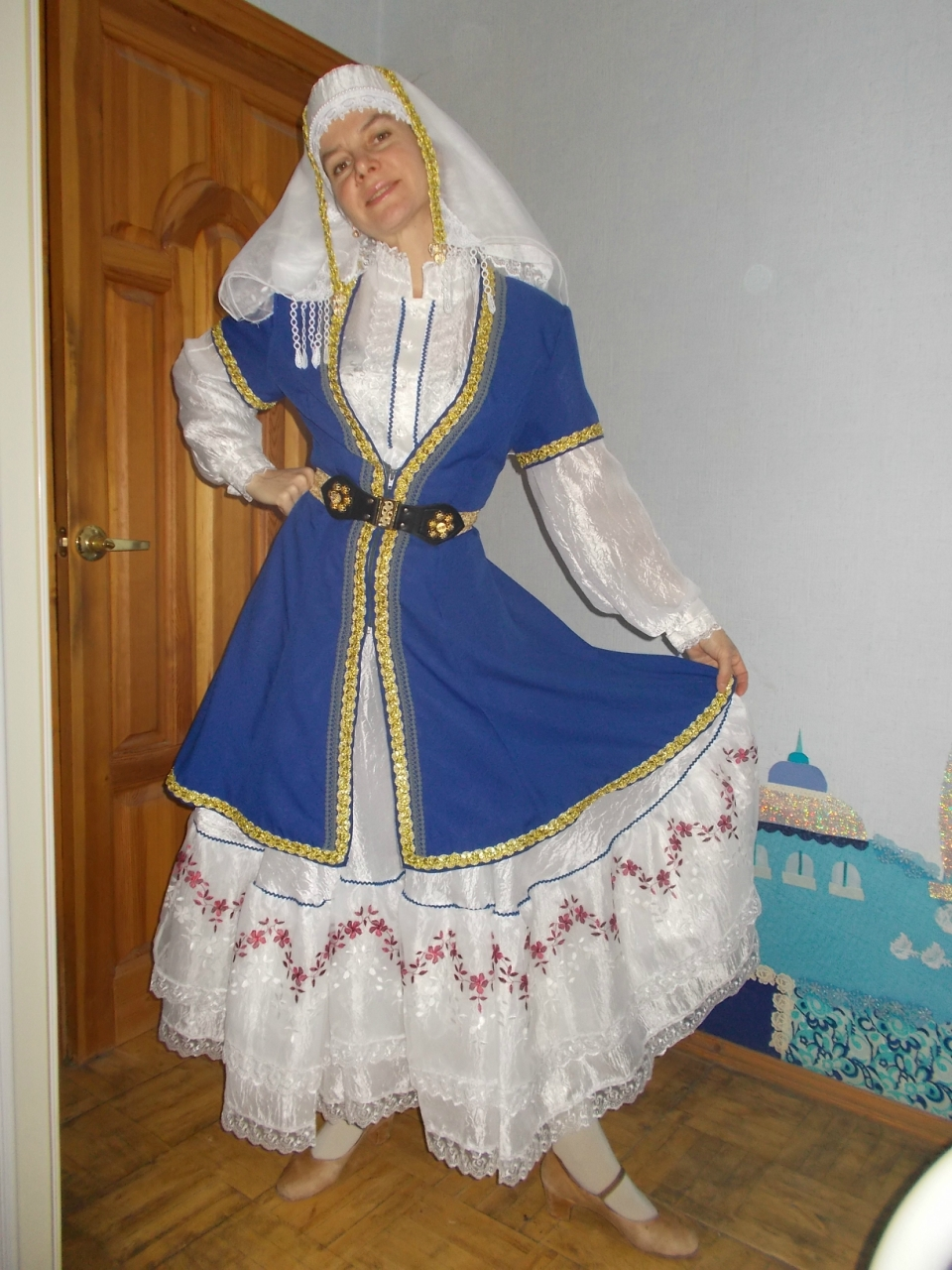как выглядит костюм казачки фото тема