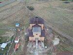 Завершены кровельные работы на крыше центральной части храма в честь Святителя Луки (Войно-Ясенецкого), архиепископа Крымского