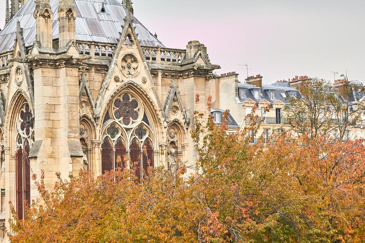 Париж - Нотр-Дам