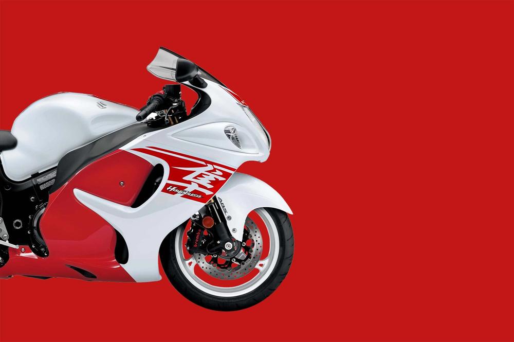 Свежая порция слухов о новом поколении Suzuki Hayabusa