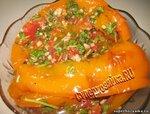 Маринованный болгарский перец по-армянски