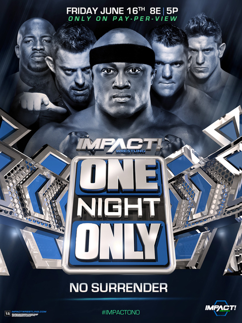 Post image of Impact One Night Only: No Surrender