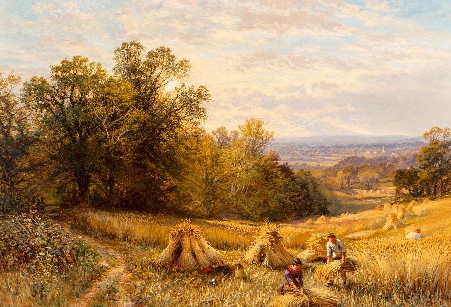 The Harvest , 1884.Jpeg