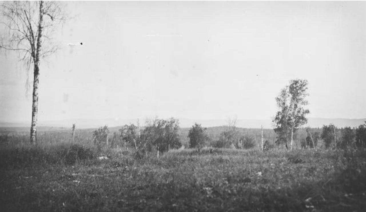 Окрестности Абалаково