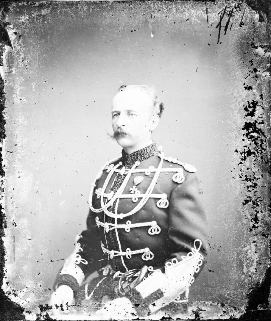 Альберт Генрих Иосиф Карл Виктор Георг Фридрих Саксен-Альтенбургский (14 апреля 1843, Мюнхен — 22 мая 1902, Серран) — принц из эрнестинской линии Веттинов. Военный деятель. 1870