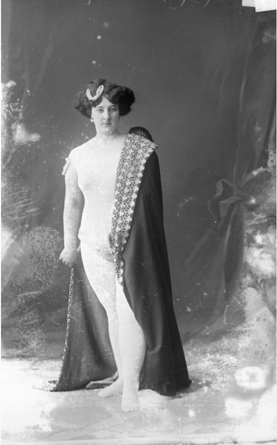 1913. Фельден - шансонетка Нижегородской ярмарки