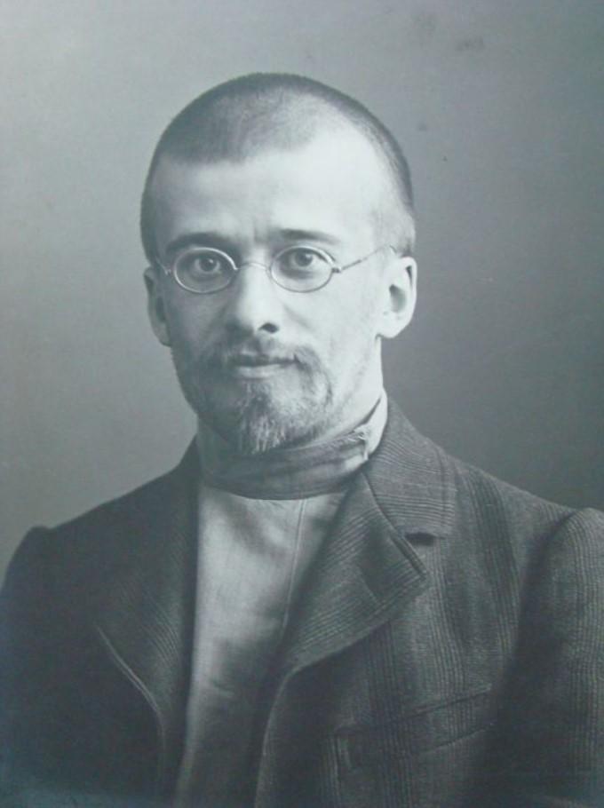 Портрет доктора Куняева