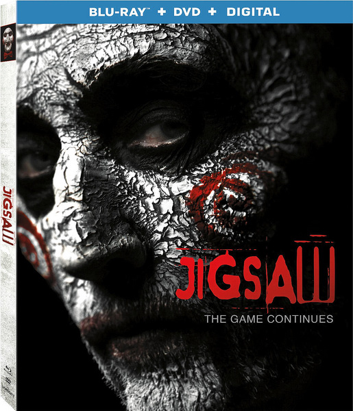 Пила 8 / Jigsaw (2017/BDRip/HDRip)