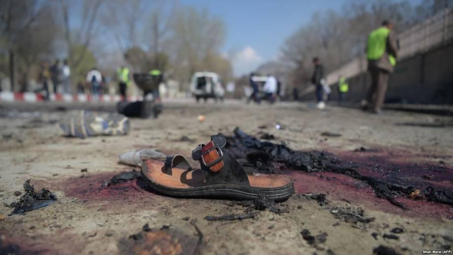 Медики: число погибших в результате взрыва в Кабуле возросло до по меньшей мере 29
