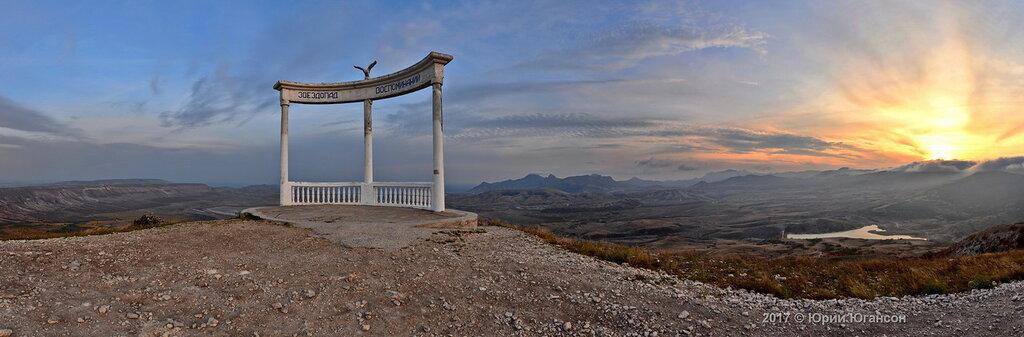 Панорамы Киммерии. Это зрелище, скажу я вам!