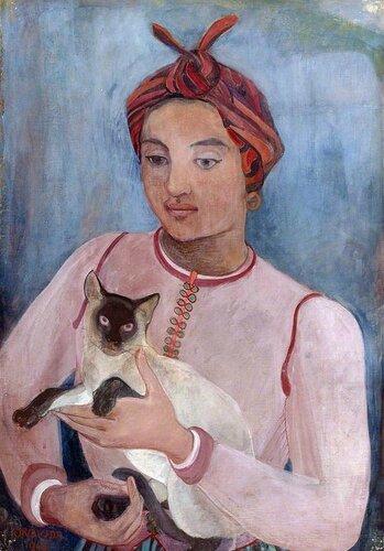 Orovida Camille Pissarro - Lebeide with Sulin