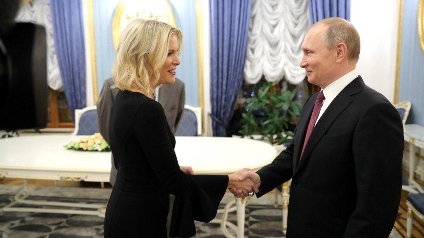 У Путина наТрампа «что-то есть»— Американские СМИ