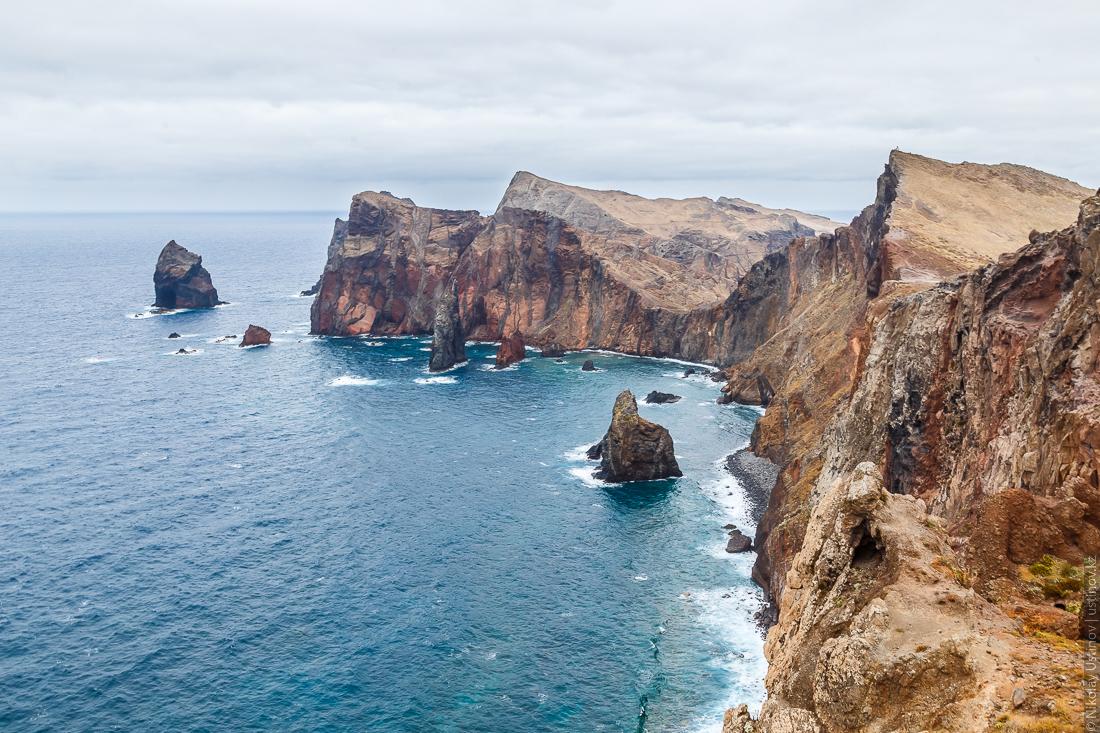 Мадейра. Путешествие к центру Атлантики