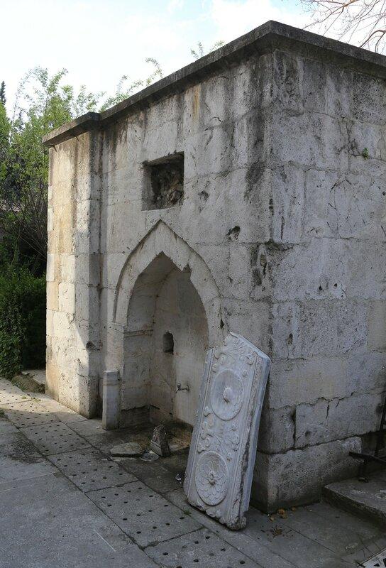 Стамбул. Мечеть Хачу Усре (Hacı Hüsrev Mescidi), Хазрети Каб (Hazreti Kab Mescidi)