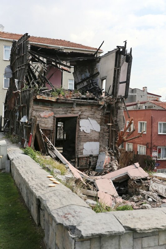 Стамбул. Площадь Султана Мехмета Фатиха (Fatih Sultan Mehmet Parkı)