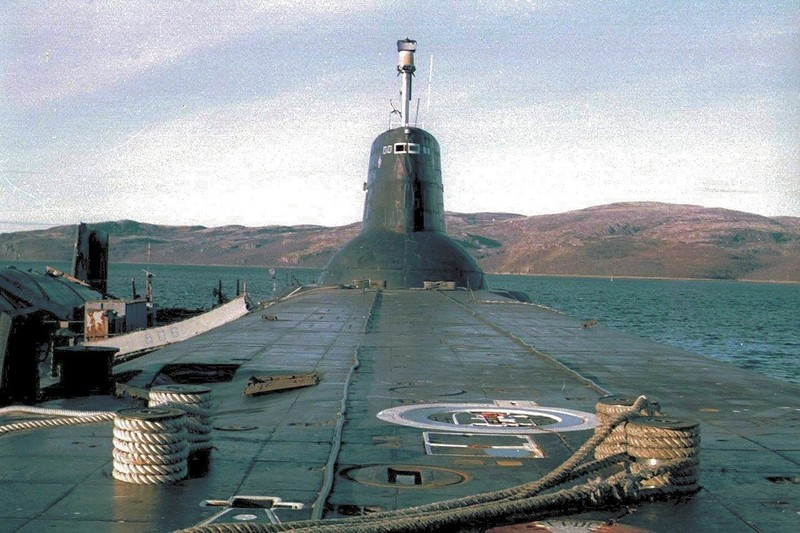 0 1801a5 95888480 orig - Самая большая подлодка в мире. Конечно, наша - русская.