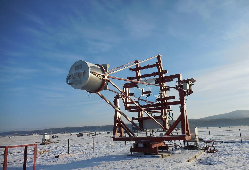 Ожидается, что в следующем году завершится строительство первой очереди гамма-обсерватории площадью