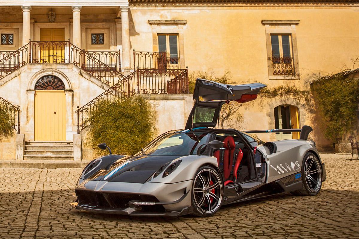 3. Ferrari Pininfarina Sergio — 3 миллиона долларов