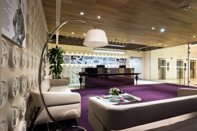 новый конструктор офисы офис Русо показалось стены оформление компании