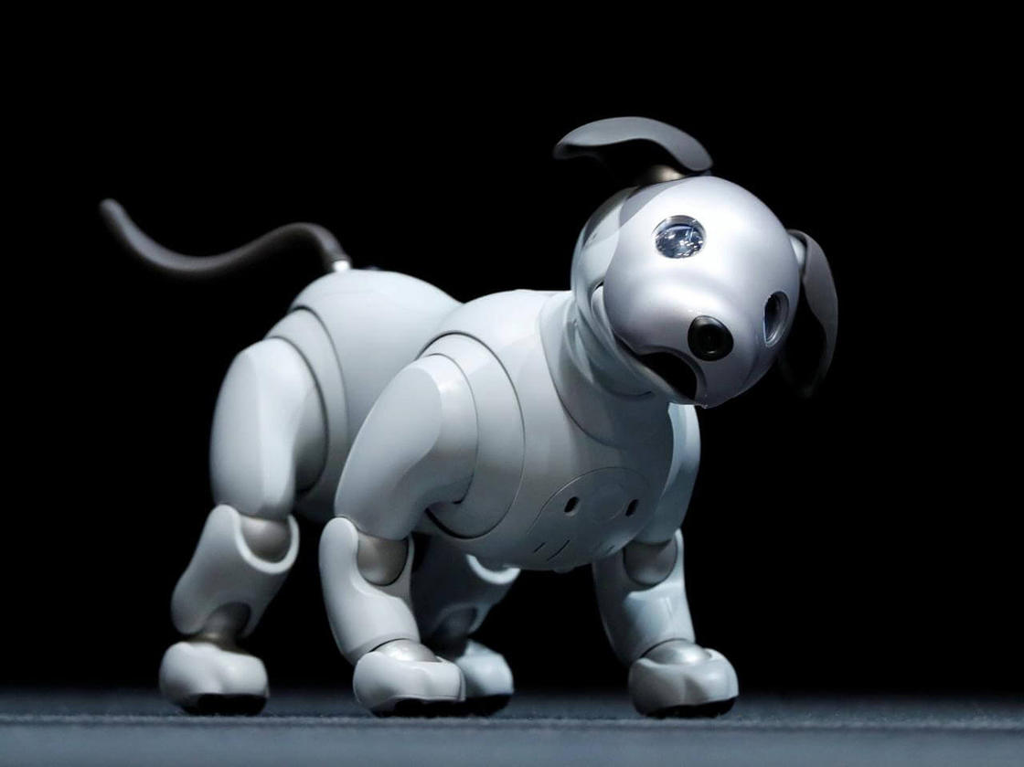 Aibo – Sony unveils its new ultra-realistic robot dog (9 pics)