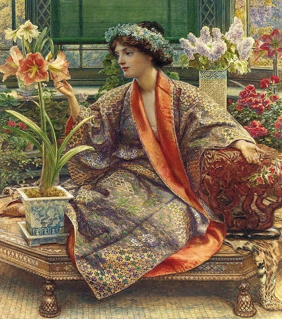 A Hot-House Flower, 1909.