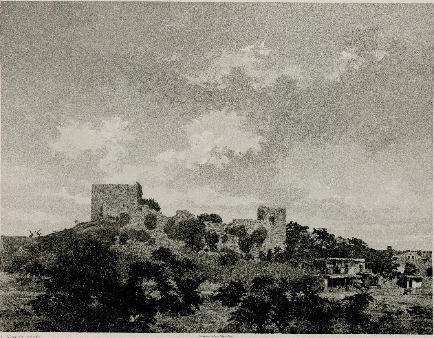 07. Сидон. Замок Сент-Луис